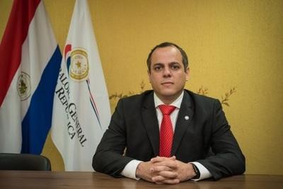 Camilo Benítez fue reelecto al frente de la Contraloría General de la República