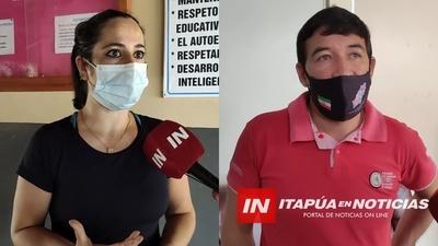 CRITICAN MOVIDAS EN LA DIRECCIÓN EDUCATIVA DE ITAPÚA