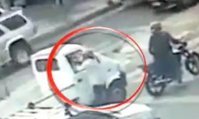 Matan a policía durante asalto en Villa Morra