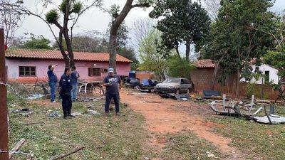 Limpio: Hurtan vehículos tras cortarlos por partes