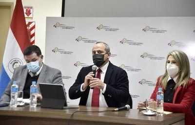 """Frente Guasu califica de """"retroceso a la institucionalidad"""" la reelección de Benítez como contralor"""