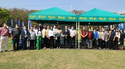 Exitosa inauguración oficial de la Expo CDE de la mano de la CU y Cadam
