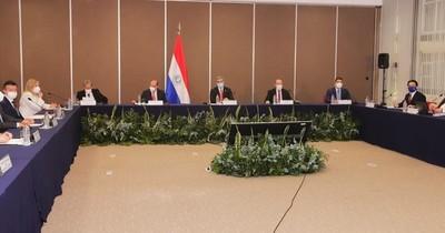 La Nación / Culminó la visita in situ del Gafilat luego de exhaustivas reuniones