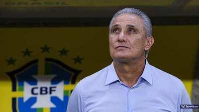 Brasil entrena con 22 jugadores