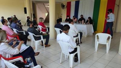 CNEL. BOGADO: CREAN MESA INTERINSITITUCIONAL PARA IMPULSAR AL PEQUEÑO PRODUCTOR