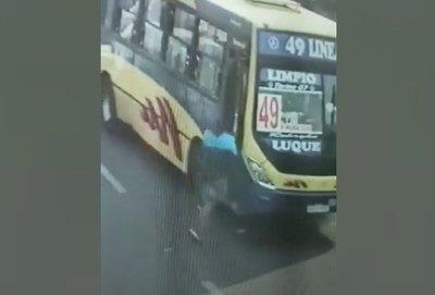 """Crónica / Chofer del bus asaltado: """"Pensé que iba a morir"""""""