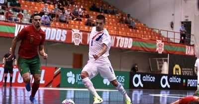 La Nación / Paraguay cae ante Portugal