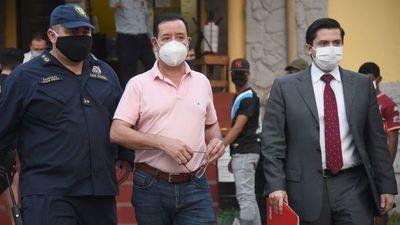 Nueva chicana:  Cuevas va a  Corte y pide suspender juicio
