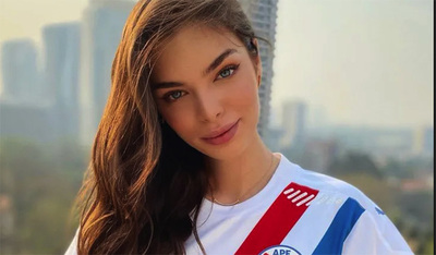 Nadia Ferreira, la mujer mbarete de Miss Universo Paraguay