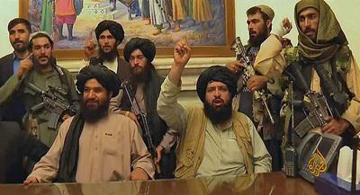 Los talibanes no consolidan su Gobierno