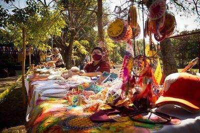 """Feria """"Sabores"""", una conexión con lo mejor de Areguá"""