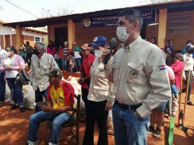 La comunidad Tavamboae vivió una jornada de fiesta en Amambay