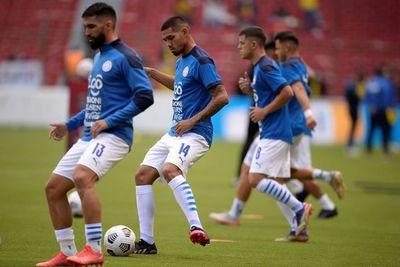 Cerro Porteño y otro jugador que regresa lesionado de la selección