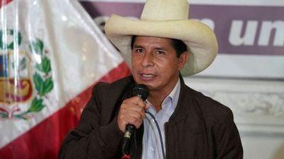 Castillo nombra nuevo jefe de la Policía de Perú