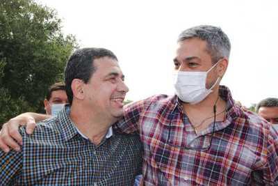 Con críticas al oportunismo y al poder del dinero, Marito lanzó candidatura presidencial de Hugo Velázquez