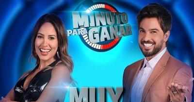 Patty Orué y Carlitos Ortellado entregarán millones a los televidentes