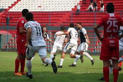 Tacuary venció a Fernando de la Mora y está en zona de Primera División