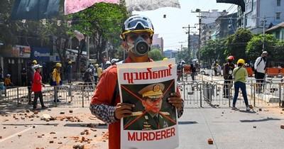 La Nación / El jefe de la junta de Birmania promete elecciones de aquí a dos años
