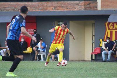 A Martín Ledesma se le escapa la victoria