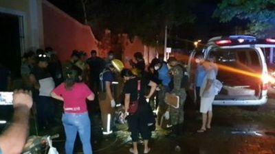 Hombre muere electrocutado tras temporal en Concepción