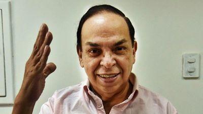 Luis D'Oliveira espera hace más de diez años pensión del Congreso