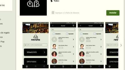 Presentan app Revota y organizan debate de candidatos