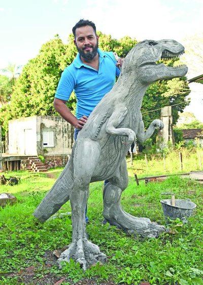 Dinosaurios iteños