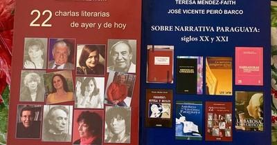 La Nación / Embajadora de la literatura paraguaya