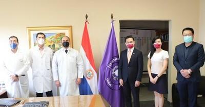 La Nación / Facultad de Medicina UNA fortalece lazos con Taiwán