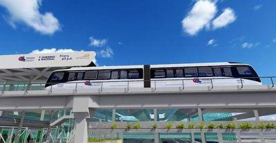 Estudio revela que la APP del tren es factible con un pasaje de G. 3.600