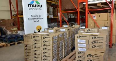 La Nación / Entregaron medicamentos para tratamiento de pacientes con COVID-19