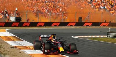 Fórmula 1: Verstappen conquista el Gran Premio de los Países Bajos