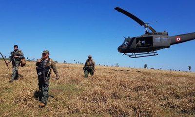 Anulan 673 toneladas de marihuana en Amambay – Diario TNPRESS