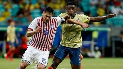 Eliminatorias: Paraguay enfrenta a Colombia en busca de la recuperación