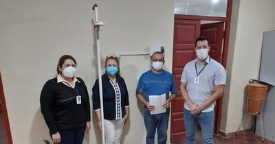 La Nación / INAN entregó instrumentos para el fortalecimiento de servicios de salud ante el COVID-19