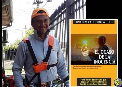 Un jornalero luqueño presentó su primera novela •