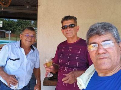Asamblea de la Asocuam sin quorum hasta el momento en la casa quinta de Papichi Cabrera