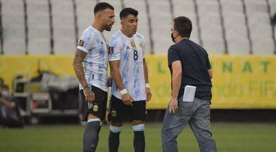 ¡Escándalo en São Paulo! La Sanidad de Brasil irrumpe y Argentina abandona
