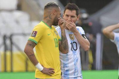 El Brasil-Argentina está suspendido