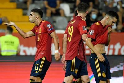 España, Alemania, Inglaterra y Bélgica golean, Italia sigue frenada