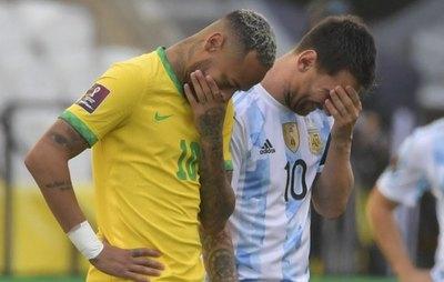 Messi: 'Hace tres días estamos acá, ¿estaban esperando el partido para venir a buscarnos?'