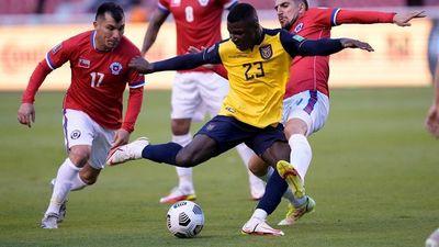 Ecuador no puede con Chile pero mantiene el tercer lugar
