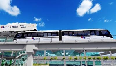 Tren de cercanías entre Asunción y Luque genera gran espectativa •