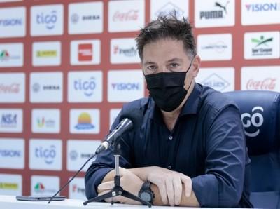 "Eduardo Berizzo: ""Estábamos deseosos de ganar"""
