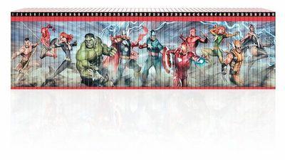Los héroes más poderosos de Marvel siguen llegando con ÚH