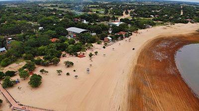 Turismo se reactiva en las paradisiacas     playas de Cerrito