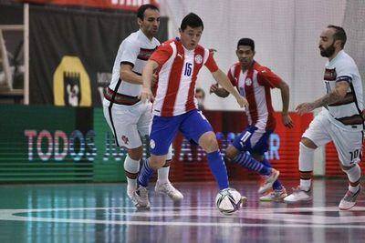 Paraguay vuelve a caer contra Portugal
