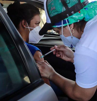 Concepción: Hoy se reactiva aplicación de la primera dosis anticovid