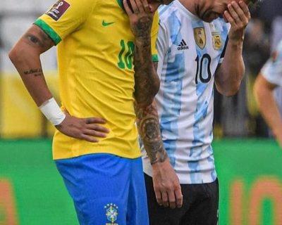 Papelón: Sanidad de Brasil hace que se suspenda el juego de las Eliminatorias