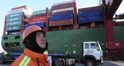 China supera a EE.UU en exportaciones